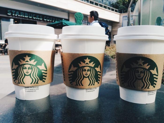 Starbucks: Coffee Wars inIndia